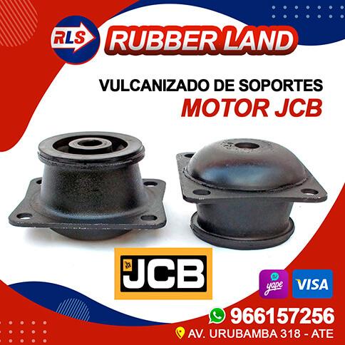 VULCANIZADO DE SOPORTES MOTOR JBC